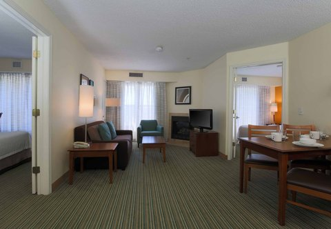 Residence Inn Fort Smith - Two-Bedroom Suite