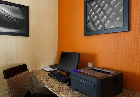 Residence Inn Fort Smith - Business Center