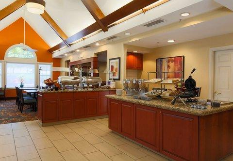 Residence Inn Fort Smith - Breakfast Buffet