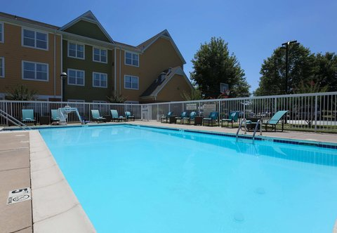 Residence Inn Fort Smith - Outdoor Pool