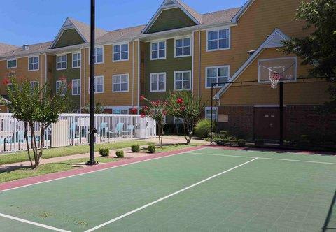 Residence Inn Fort Smith - Sport Court