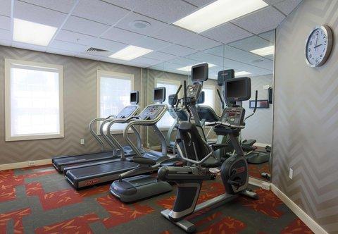 Residence Inn Fort Smith - Fitness Center