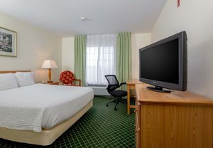 Room - Fairfield Inn by Marriott Worlds of Fun Kansas City