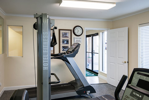 Quality Inn Abilene - Fitness Room