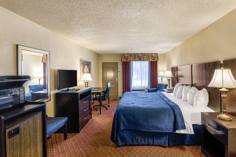 Quality Inn Abilene - ADA King Room