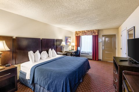 Quality Inn Abilene - King Room