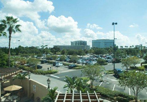 Renaissance Tampa International Plaza Hotel - City View