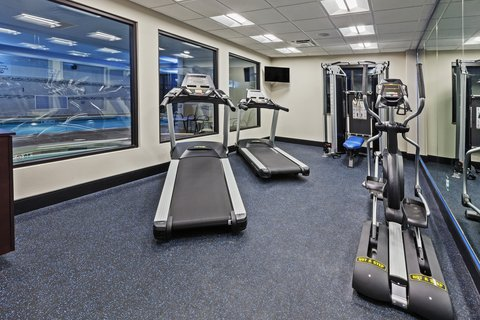 Holiday Inn Express & Suites GLENPOOL-TULSA SOUTH - Fitness Center a