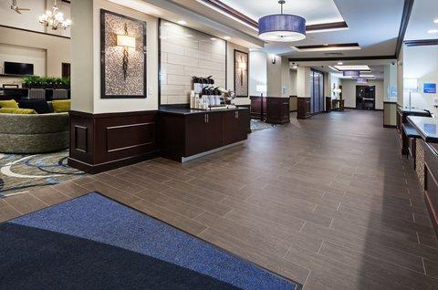 Holiday Inn Express & Suites GLENPOOL-TULSA SOUTH - Lobby