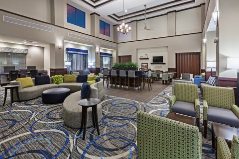 Holiday Inn Express & Suites GLENPOOL-TULSA SOUTH - Great Room