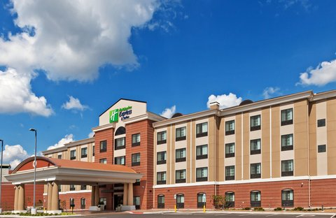 Holiday Inn Express & Suites GLENPOOL-TULSA SOUTH - Exterior   Day Time