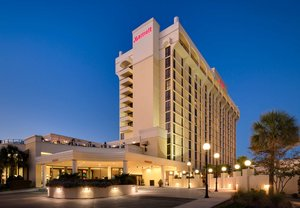 Exterior view - Marriott Hotel Charleston