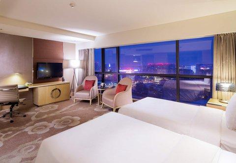 富豪首座酒店 - Twin Twin Guest Room
