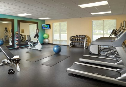 Fairfield Inn & Suites Fayetteville North - Fitness Center