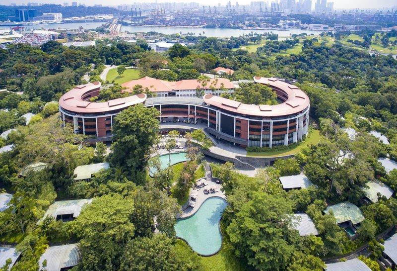 Capella Hotel Singapore