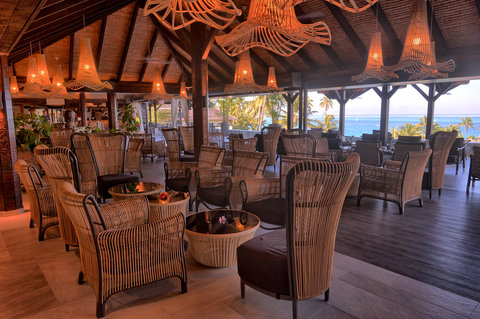 Intercontinental Resort Tahiti - Lobby Lounge