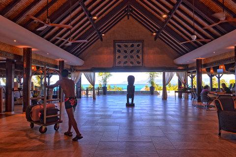 Intercontinental Resort Tahiti - Hotel Lobby