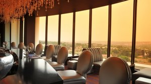 Enjoy mouth watering cocktails whilst gazing across Sandton.