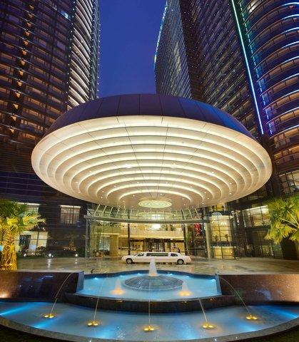 富豪首座酒店 - Entrance