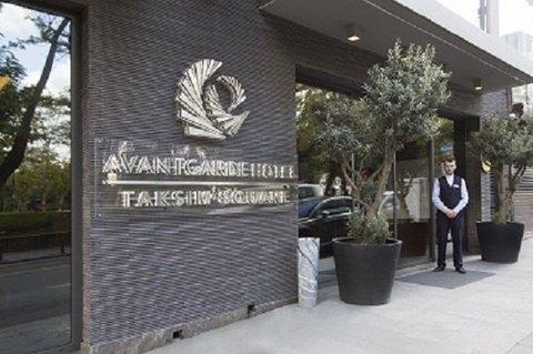 Yoo2 Taksim Square Hotel - Exterior