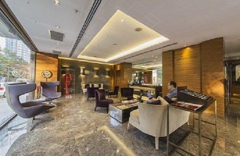 Yoo2 Taksim Square Hotel - Lobby