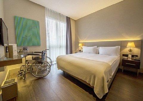 Yoo2 Taksim Square Hotel - Room Handicapped