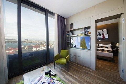 Yoo2 Taksim Square Hotel - Suite