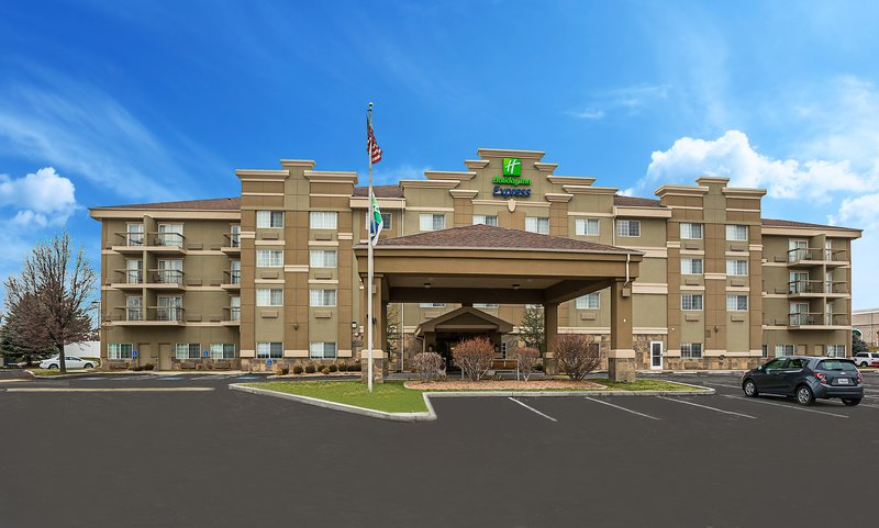 Holiday Inn Express LAYTON-I-15 - Layton, UT