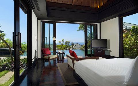 بانيان تري أونغاسان - Pool Villa Sea