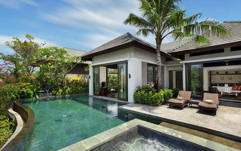 بانيان تري أونغاسان - Pool Villa Garden