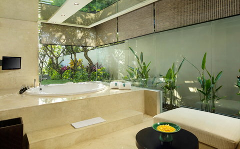 بانيان تري أونغاسان - Pres Suite Bathroom