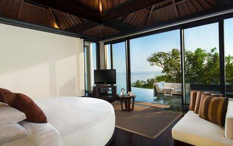 بانيان تري أونغاسان - Pres Suite Master Bedroom