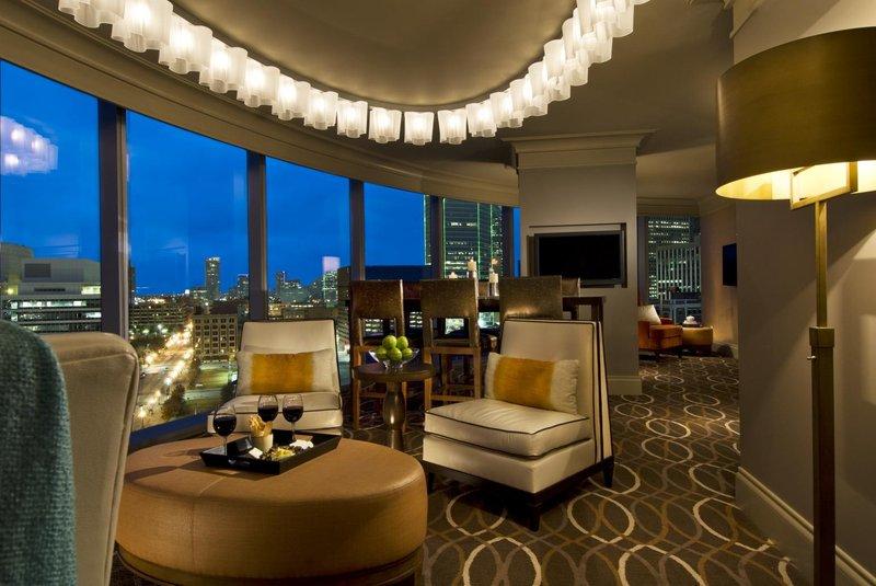 Omni Dallas Hotel - Dallas, TX