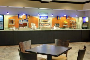 Restaurant - Holiday Inn Express Airport Albuquerque