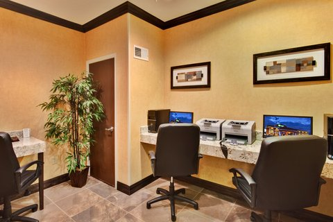 Holiday Inn Express & Suites ALBUQUERQUE AIRPORT - Business Center