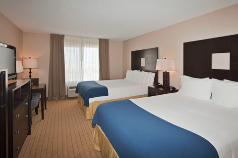 Holiday Inn Express & Suites ALBUQUERQUE AIRPORT - Queen Bed Guest Room