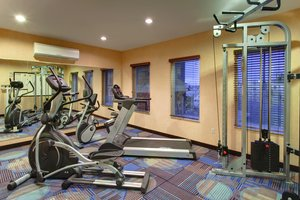 Fitness/ Exercise Room - Holiday Inn Express Airport Albuquerque