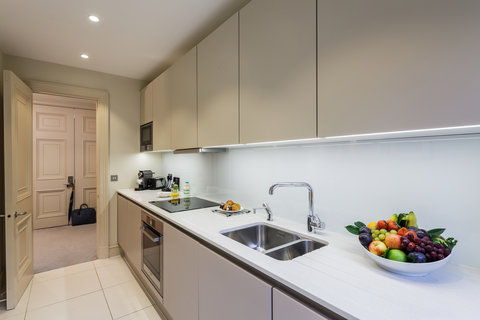The Sloane Club Hotel - Suite Kitchen