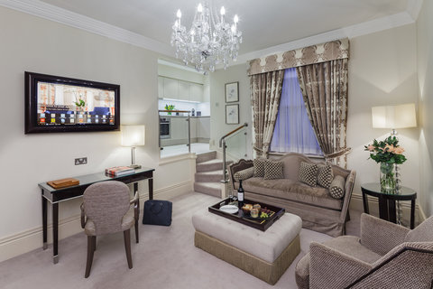 The Sloane Club Hotel - Suite Lounge