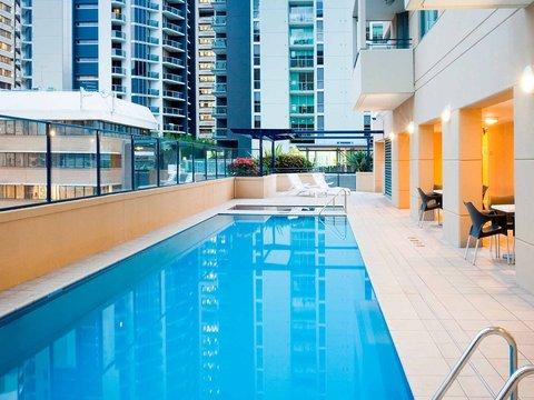 The Sebel Suites Brisbane - Recreational Facilities