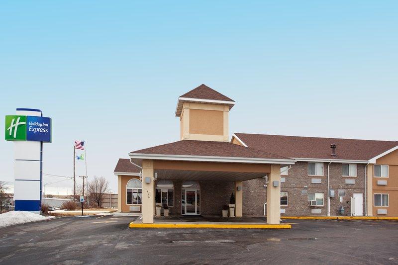 Holiday Inn Express - Alliance, NE
