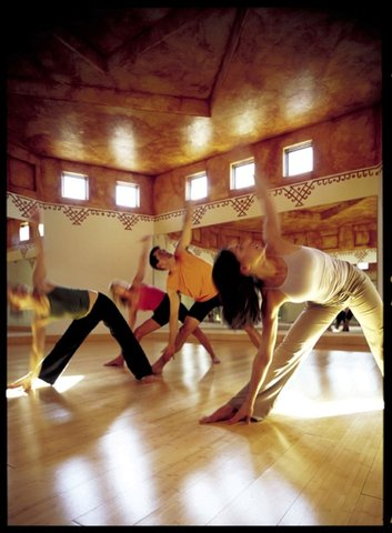 Boulders Resort & Golden Door Spa - Yoga Studio  Medium