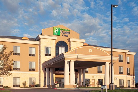 Holiday Inn Express Hotel & Suites Amarillo South - Hotel Exterior