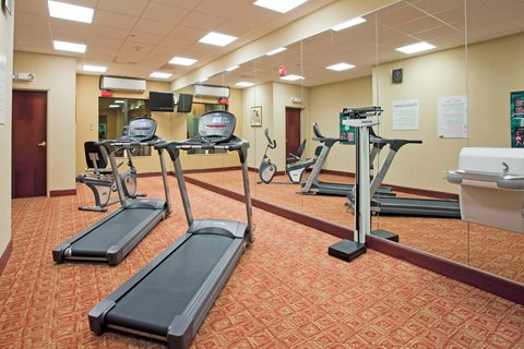 Holiday Inn Express Hotel & Suites Amarillo South - Fitness Center