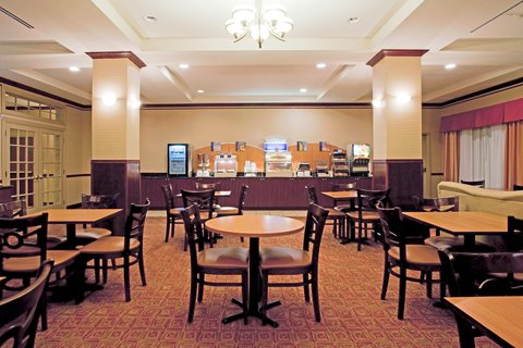 Holiday Inn Express Hotel & Suites Amarillo South - Breakfast Bar