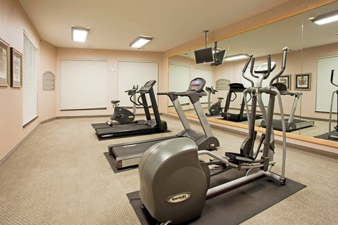 Holiday Inn Express Hotel & Suites Amarillo - Fitness Center