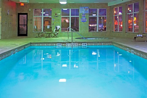 Holiday Inn Express Hotel & Suites Amarillo - Indoor Heated Swimming Pool
