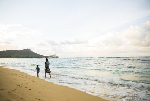 Outrigger Reef on the Beach - Outrigger Reef Waikiki Beach Resort Beach Family