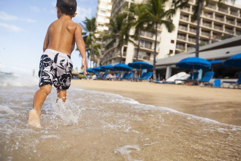 Outrigger Reef on the Beach - Outrigger Reef Waikiki Beach Resort Child