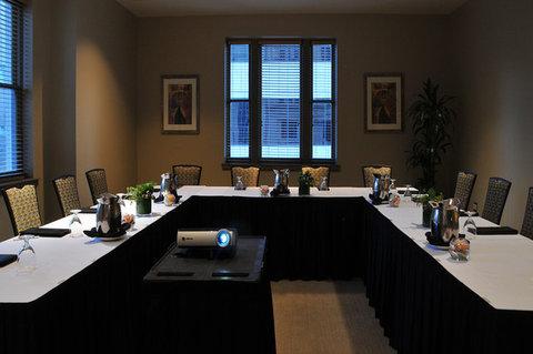 The Magnolia Hotel Dallas - Dallas Meeting UShape M